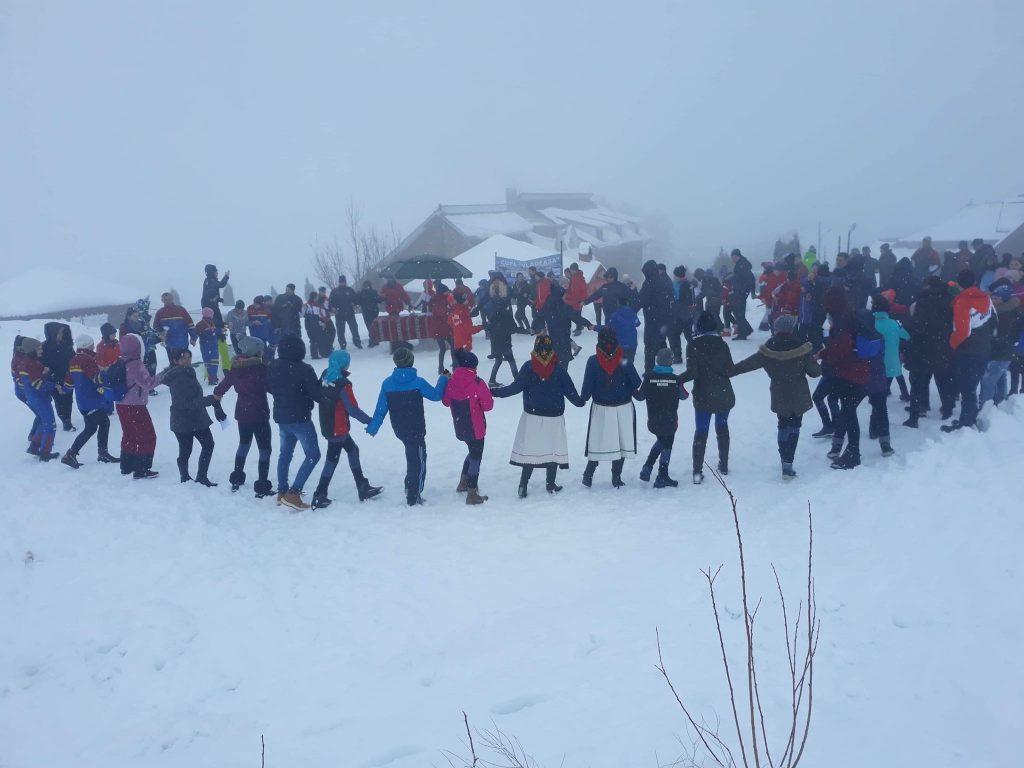Comunicat I.Ș.J. cluj,  Competiții sportive de iarnă